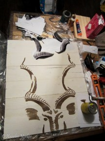 Xandre Verkes - Stained Kudu Art-6