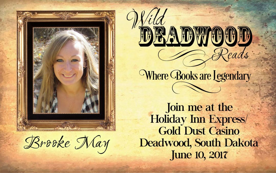 Meet our Authors countdown/ Brooke May