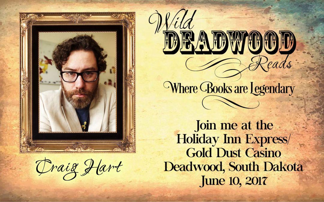 Meet our Authors countdown/ Craig A. Hart