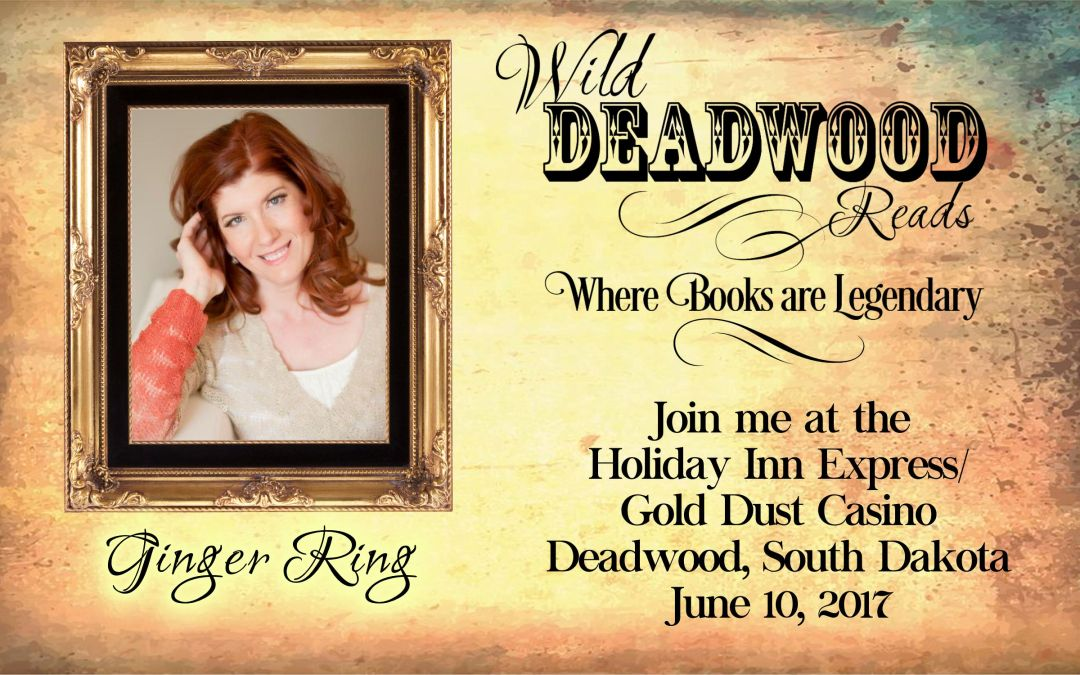 Meet our Authors countdown/ Ginger Ring