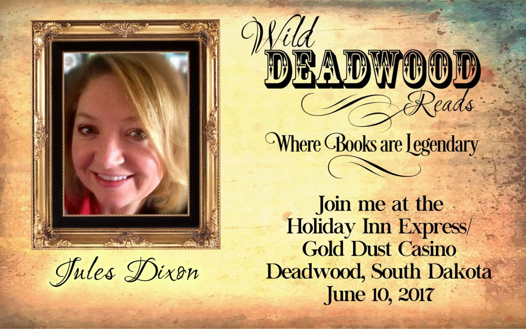 Meet our Authors countdown/ Jules Dixon