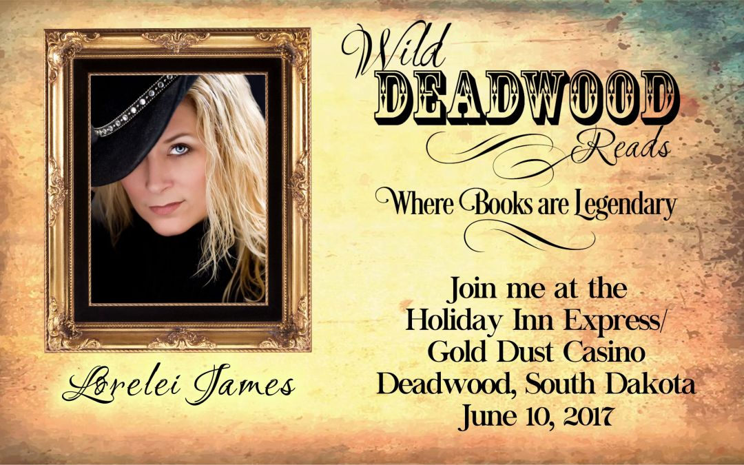 Meet our Authors countdown/ Lorelei James