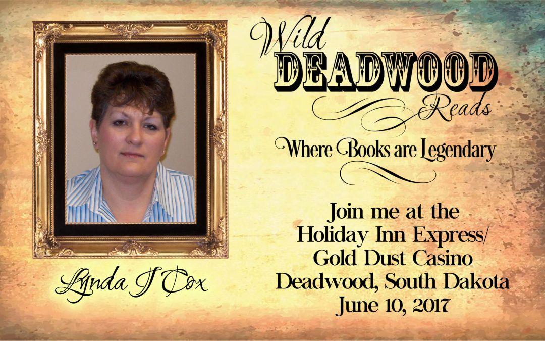 Meet our Authors countdown/ Lynda J. Cox
