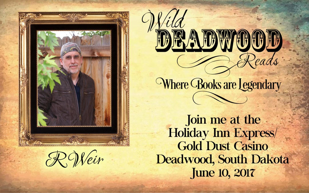 Meet our Authors countdown/ R Weir