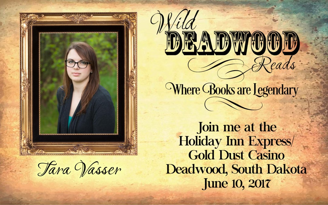 Meet our Authors countdown/ Tara Vasser
