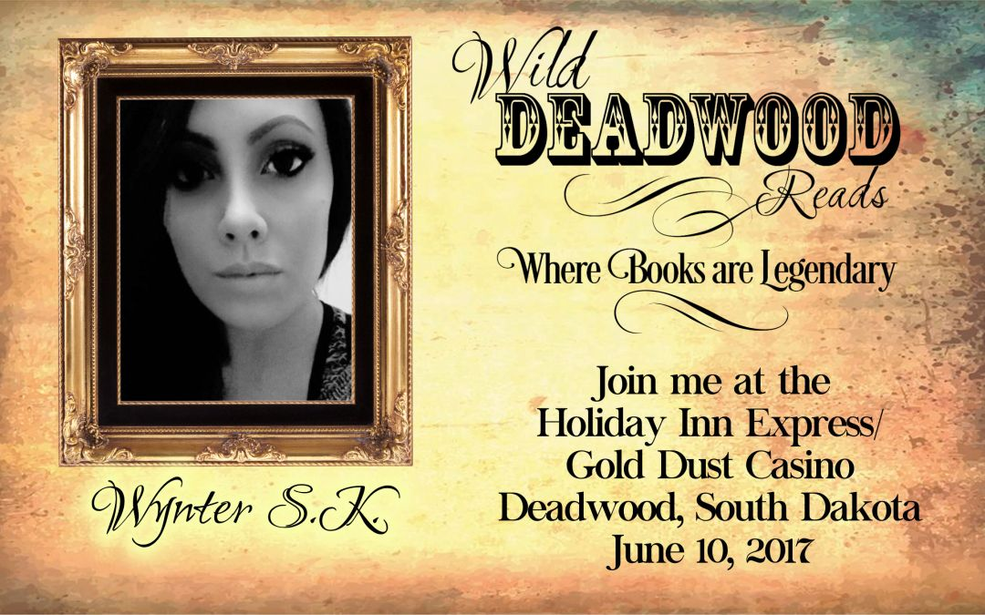 Meet our Authors countdown/ Wynter S.K.