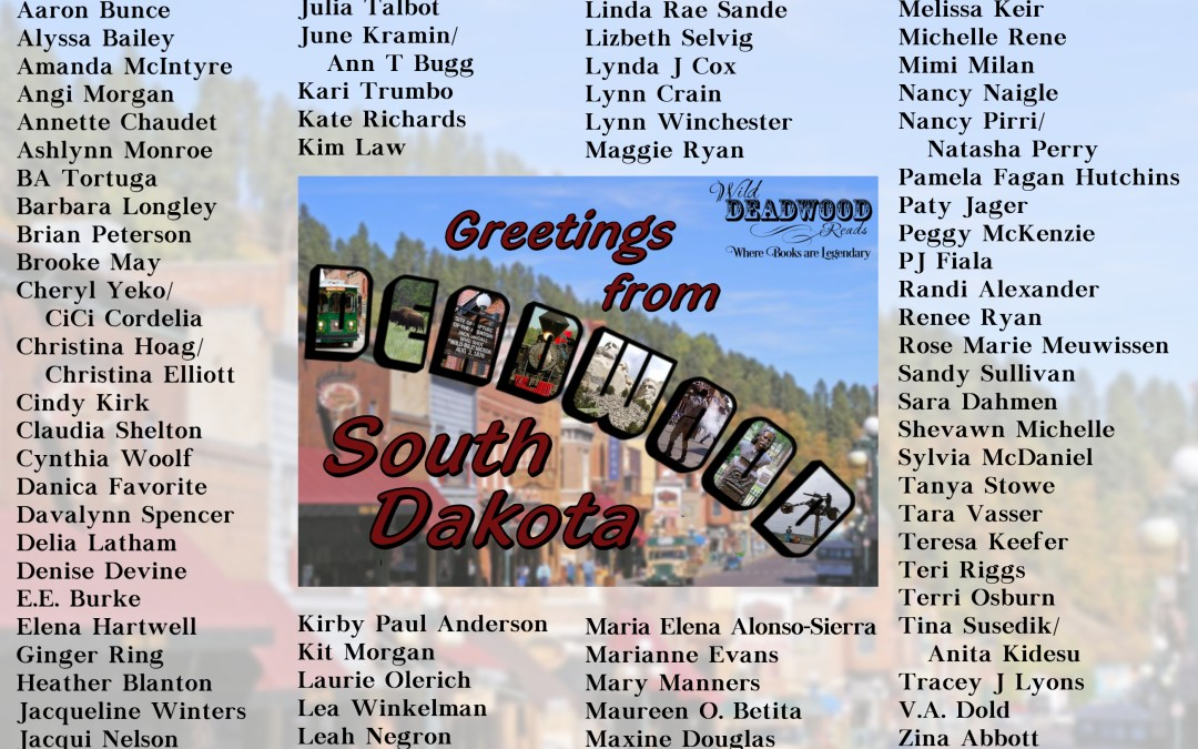 More Than 75 Authors in Once Place