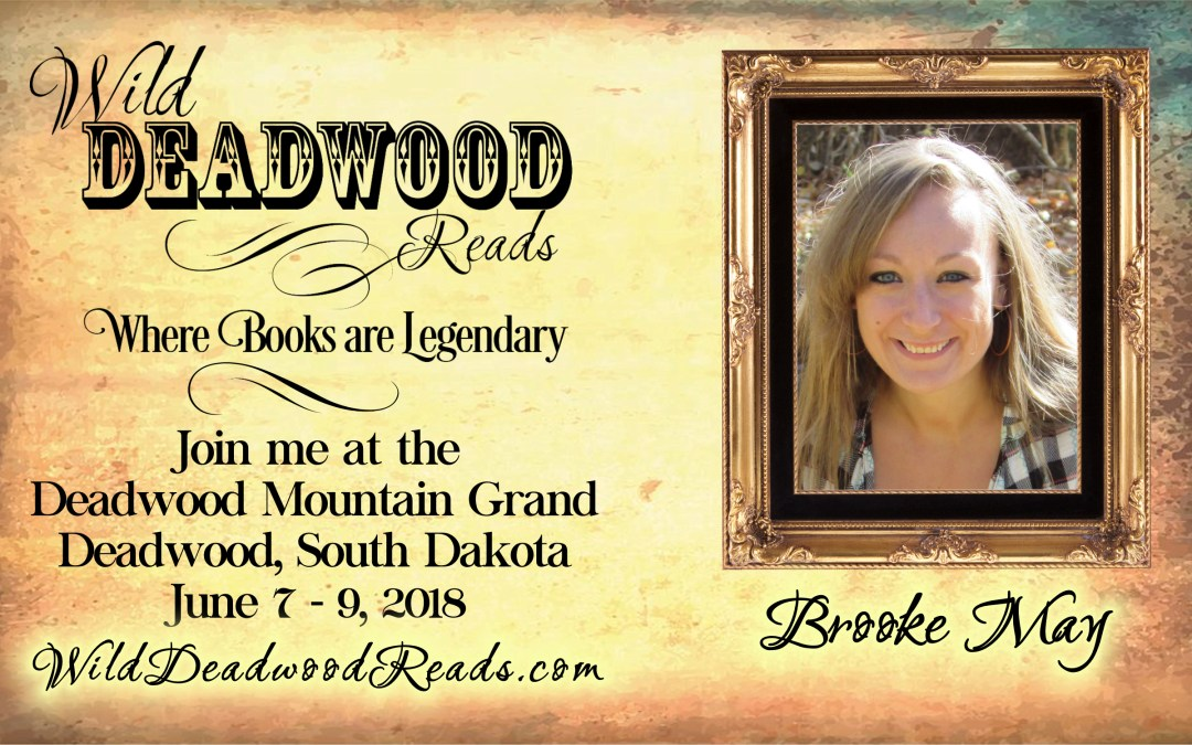 Meet our Authors- Brooke May
