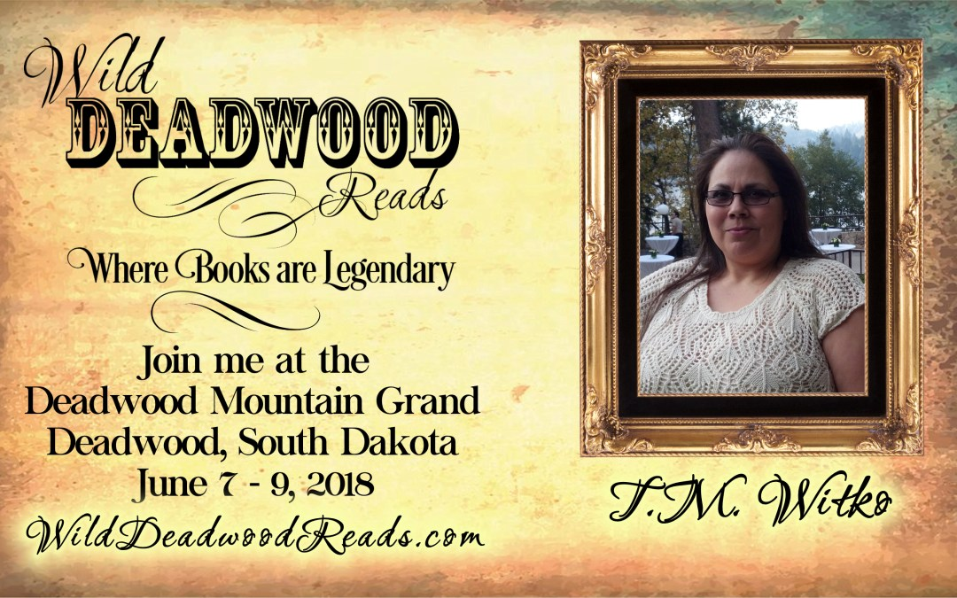 Meet our Authors – TM Witko