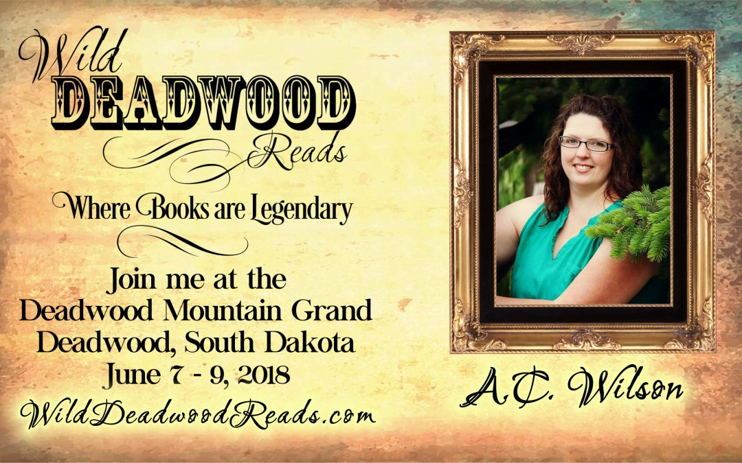 Meet our Authors- A.C. Wilson