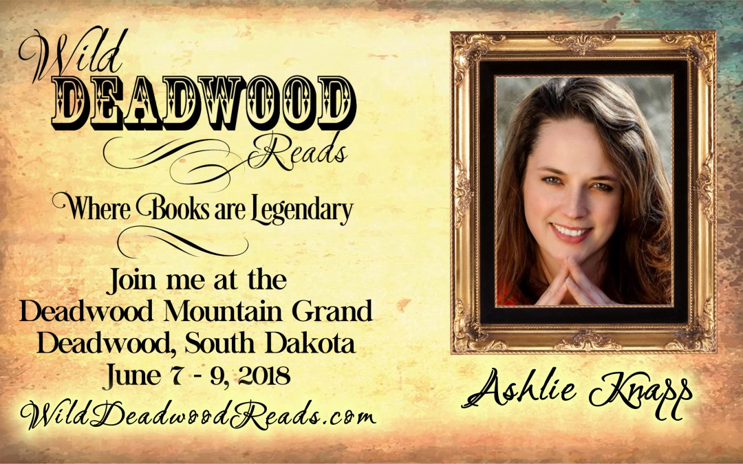 Meet our Authors- Ashlie Knapp