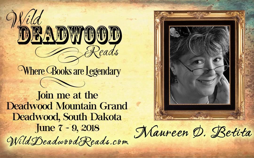 Meet our Authors – Maureen O. Betita