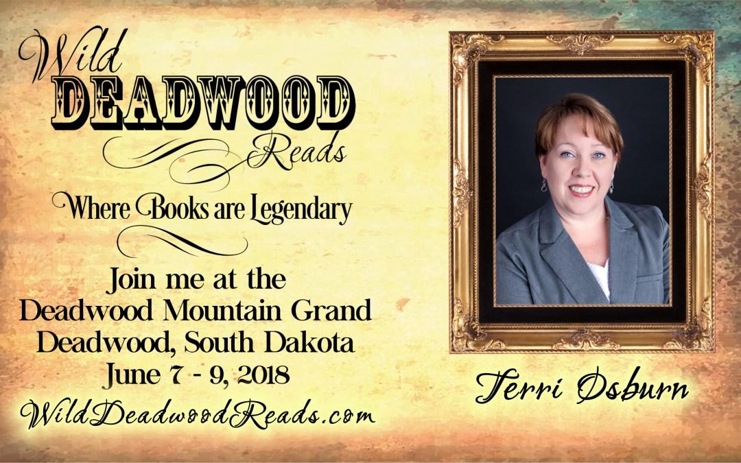 Meet our Authors – Terri Osburn