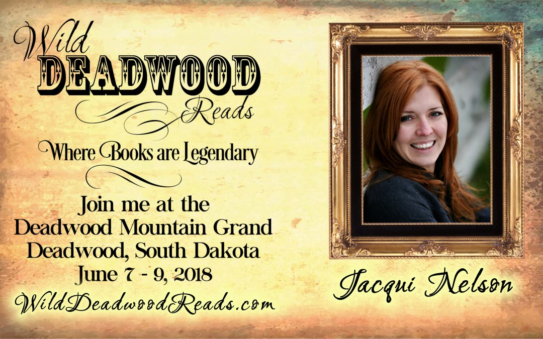 Meet our Authors- Jacqui Nelson