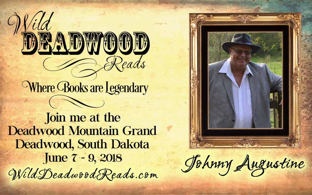 Meet our Authors – Johnny Augustine