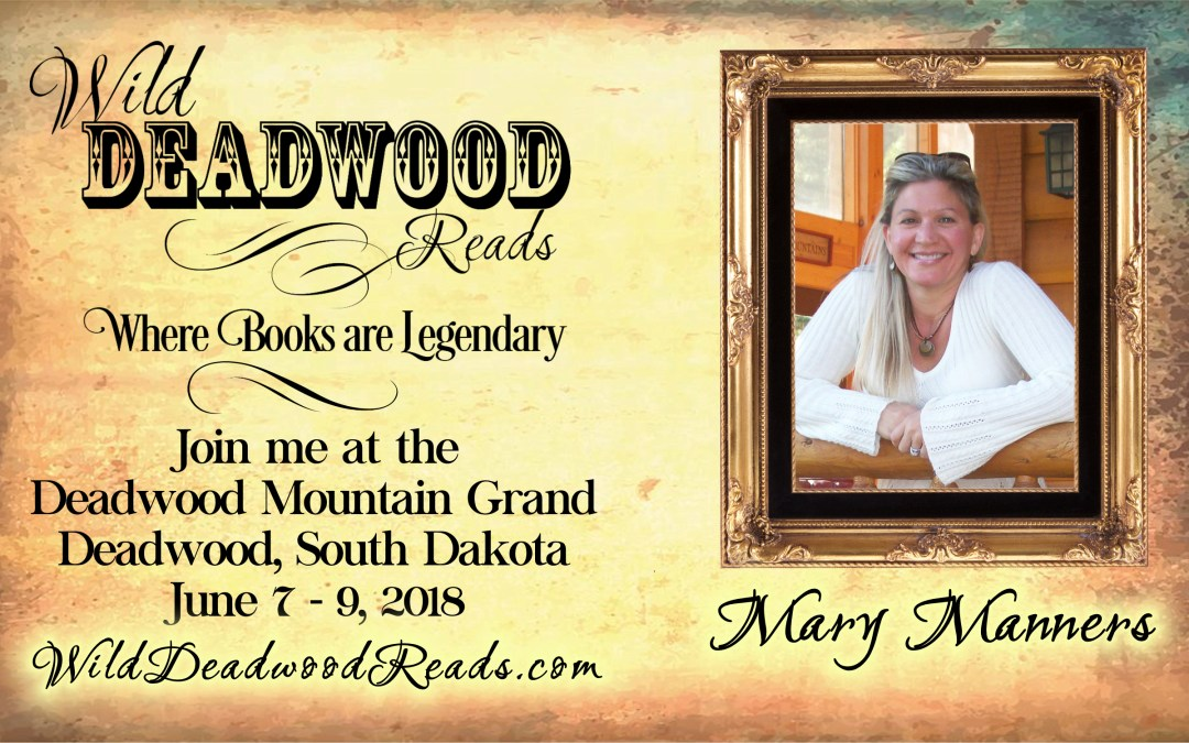 Meet our Authors – Mary Manners