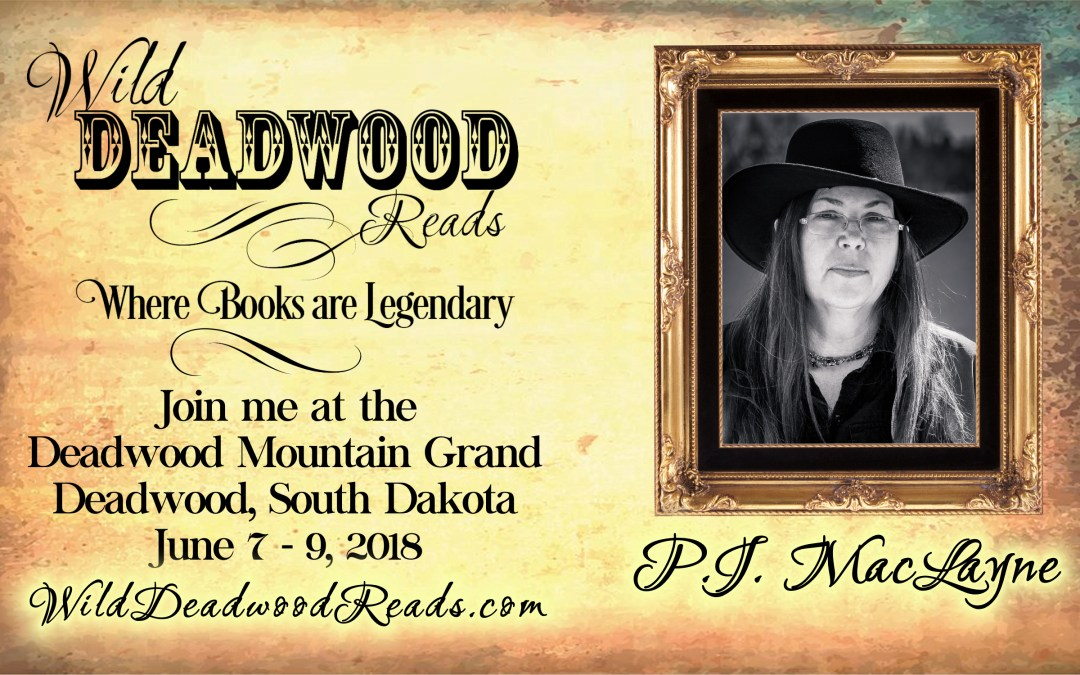 Meet our Authors – P. J. MacLayne