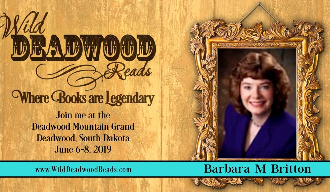 Meet our Authors – Barbara M. Britton