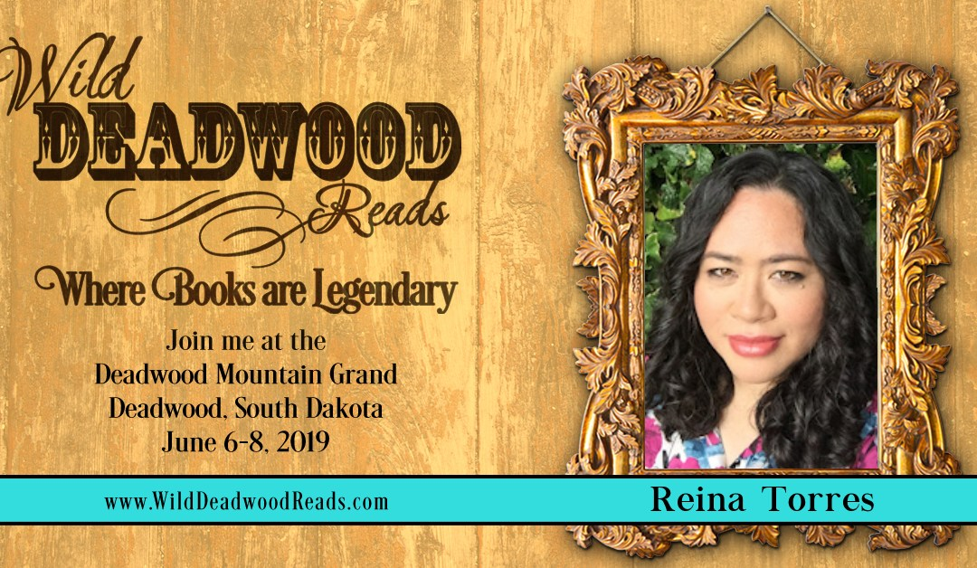 Meet our Authors – Reina Torres