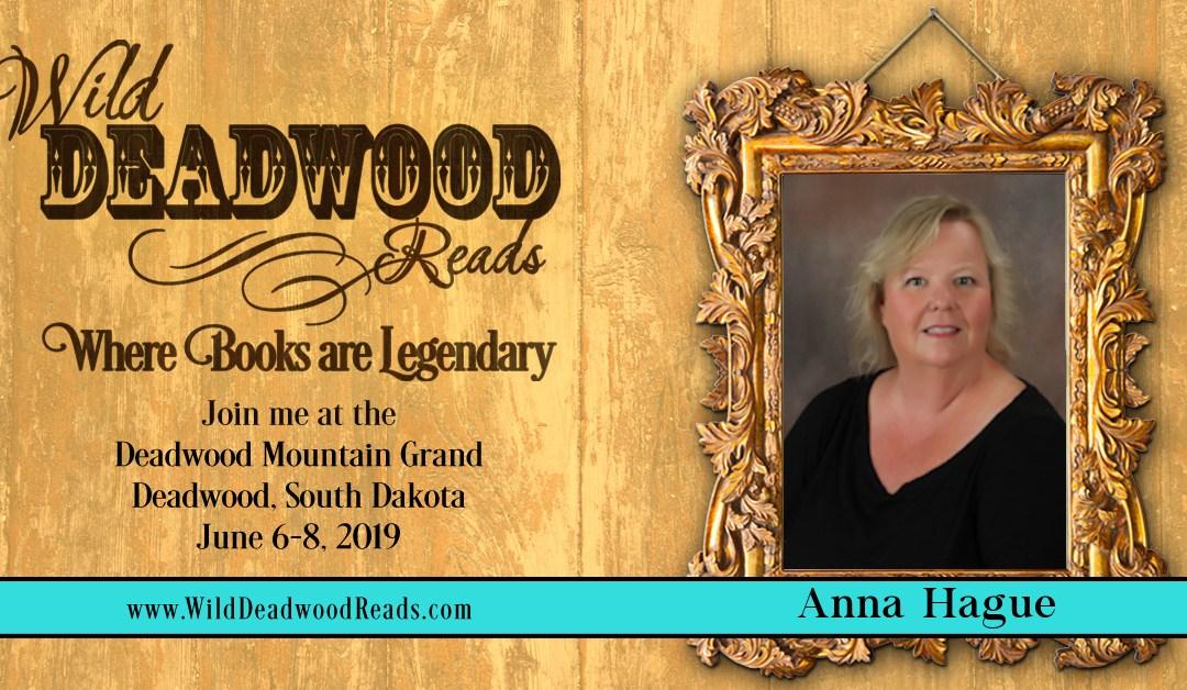 Meet our Authors – Anna Hague