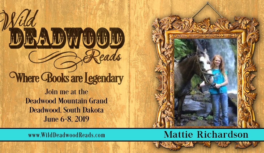 Meet our Authors – Mattie Richardson