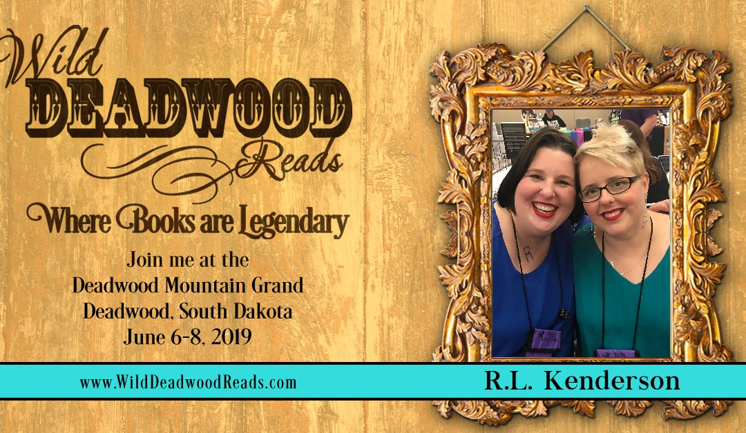Meet our Authors – RL Kenderson