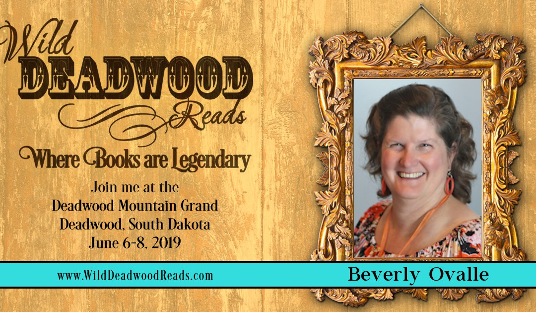 Meet our Authors – Beverly Ovalle
