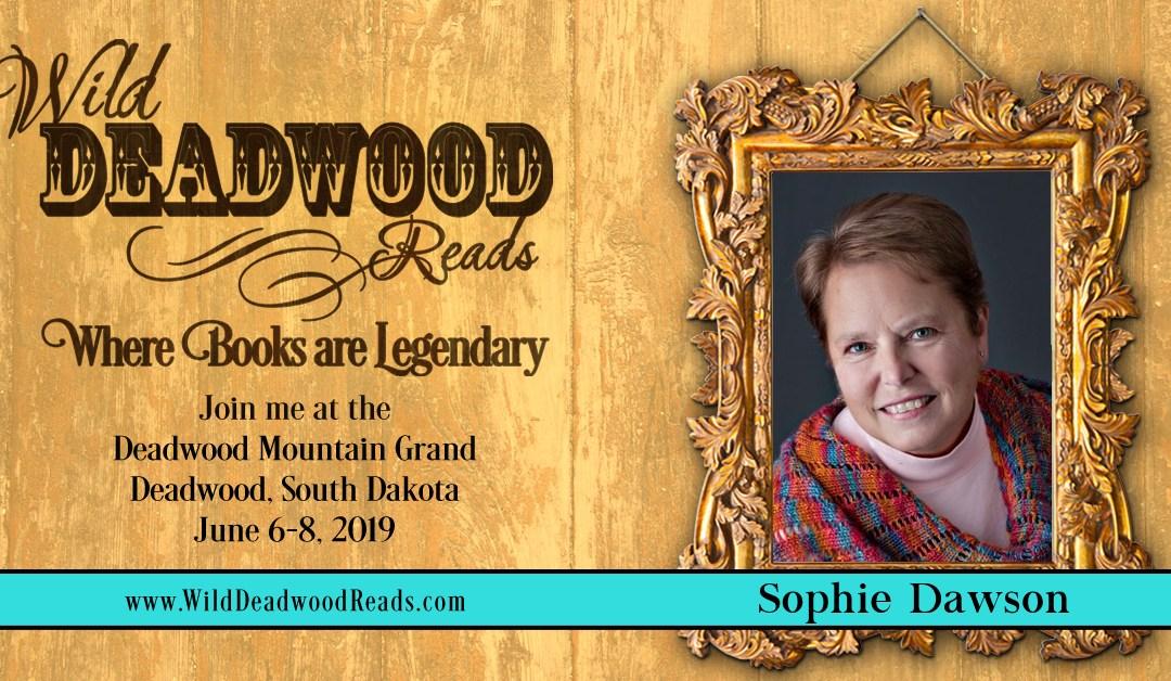 Meet our Authors – Sophie Dawson