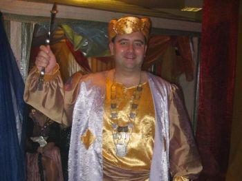 Krönung 2005 SM Harry III.
