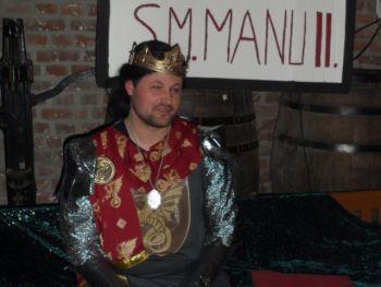 Krönung 2014 S.M. Manuel II.