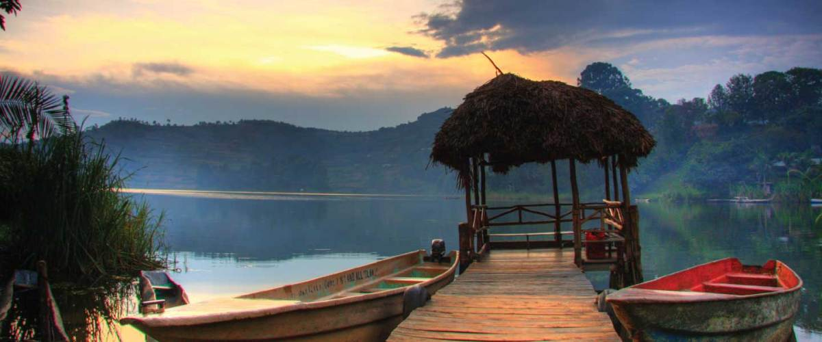Lake Bunyonyi Uganda Spectacular View