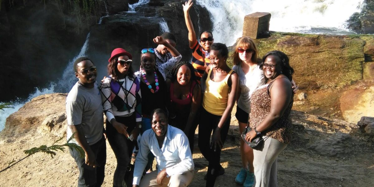Wild Discoveries Safaris Uganda Staff at Murchison Falls