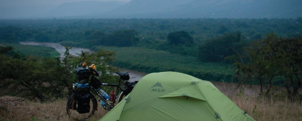 Budget Travel - Camping in Uganda