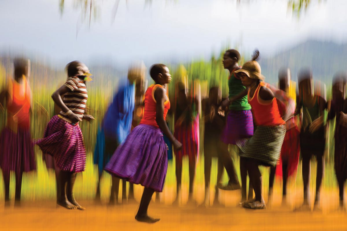 The Karamojong Cultural Dance - Kidepo Valley