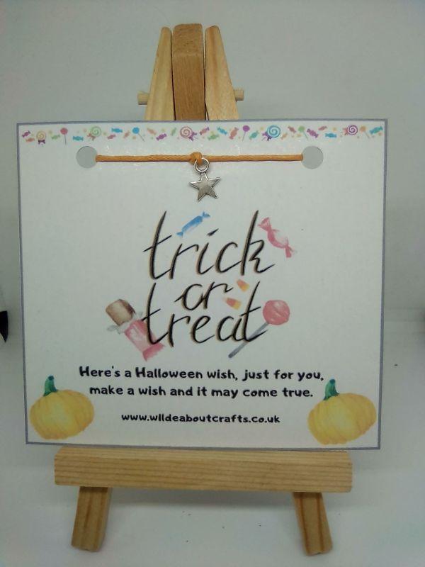trick or treat wish