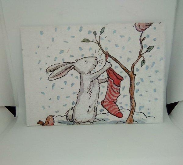 bunny xmas