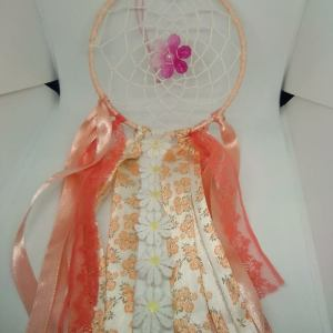 orange bright dreamcatcher