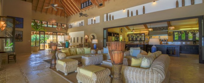 home, for sale, ocean front, Cabarete