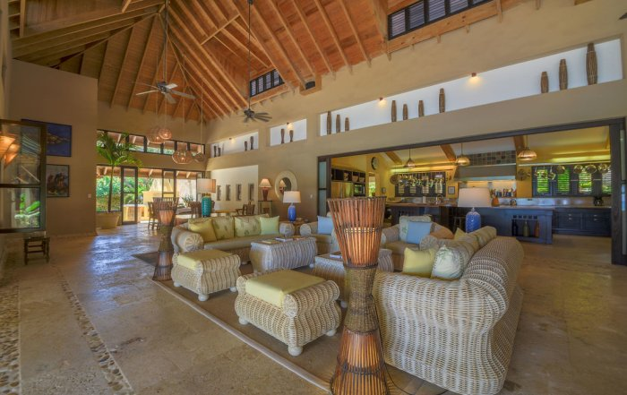 Ocean Front Villa for Sale Cabarete – Sea Horse Ranch