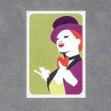 Columbia Sticker by Wilde Designs