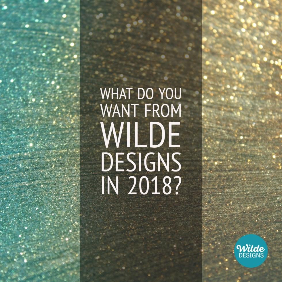 Wilde Designs 2018