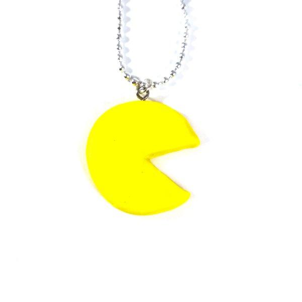 Retro Arcade Gamer Necklace by Wilde Designs