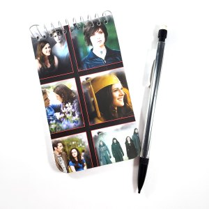 Twilight Memo Pads by Wilde Designs