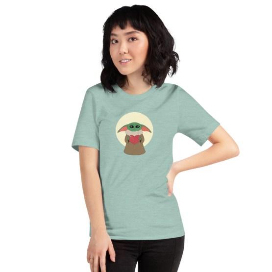 Yodaling is Love t-shirt