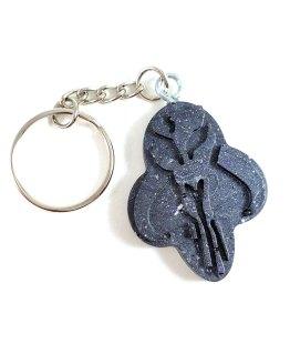 Mando Keychain by Wilde Designs