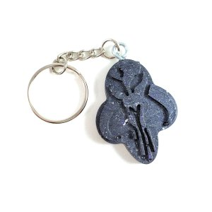 Mando Keychain by Wilde Designs