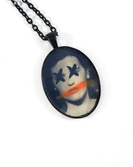 The Dahlia Smiles Necklace by Wilde Designs