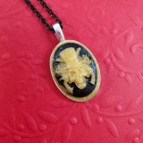 Hard Rock Cameo Necklaces by Wilde Designs