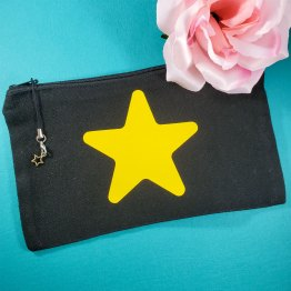 Mr. Universe Accessory Bag by Wilde Designs
