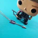 Straight Shooter Arrow Necklace by Wilde Designs